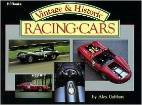 Vintage & Historic Racing Cars by Alex Gabbardo