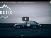 VotW - MGB GT Surviving and Thriving In The Arctic