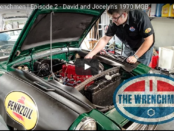 VotW - The Wrenchmen - 1970 MGB