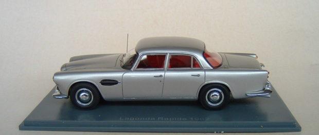 1962 Lagonda Rapide 1