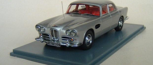 1962 Lagonda Rapide #2