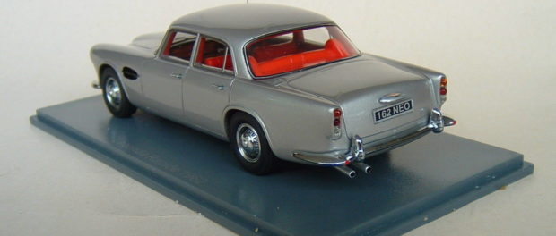 1962 Lagonda Rapide #3