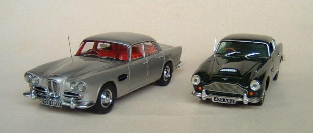 1962 Lagonda Rapide #5