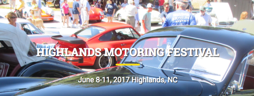 2017 Highlands Motoring Festival