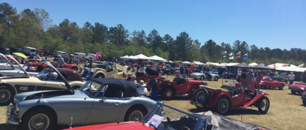 British Classics XI in Cayce, SC - Event Report