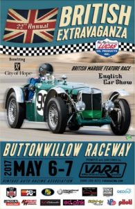British Extravaganza at Buttonwillow Raceway