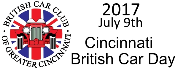 Cincinnati British Car Day 2017