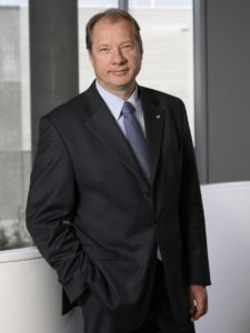 Dr. Jens Ludmann, Chief Operating Officer, McLaren Automotive