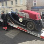 Flying Scotsman Rally Update - Robert Morey and John - IMG_5758