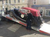 Flying Scotsman Rally Update - Robert Morey and John - IMG_5759