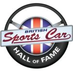 British Sports Car Hall of Fame Logo