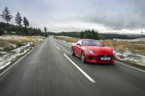 Jaguar Announces F TYPE with 4 Cylinder Ingenium Engine 2