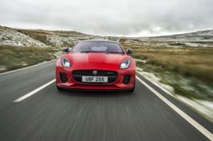 Jaguar Announces F-TYPE with 4-Cylinder Ingenium Engine 3