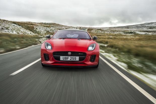 Jaguar Announces F-TYPE with 4-Cylinder Ingenium Engine 3