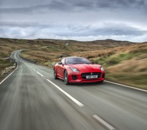 Jaguar Announces F TYPE with 4 Cylinder Ingenium Engine