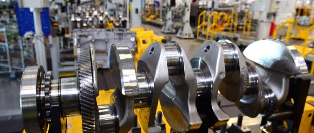 Jaguar Land Rover Engine Manufacturing Celebrates Ingenium Petrol Engine 1