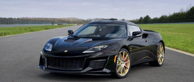 Lotus Evora Sport 410 GP Edition - Front 3-4