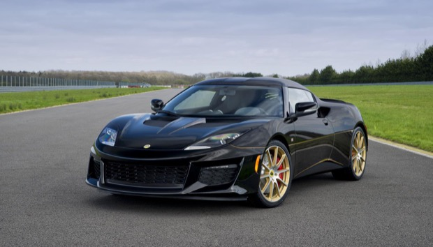 Lotus Evora Sport 410 GP Edition - Front 3-4