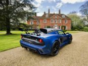 Lotus Exige Cup 380 rear 3qtrs (2)