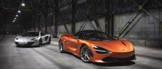 McLaren 720S with 12C