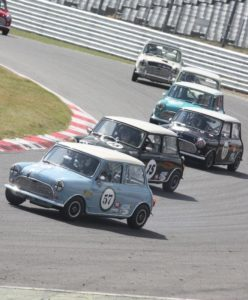 Burlen SU Carburetor Cup at Minifest1
