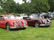 Murray Walker to flag off Jaguar XK Club 2017 Round Britain Coastal Drive