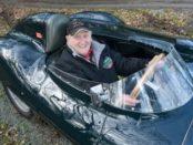Norman Dewis, famed Jaguar test driver