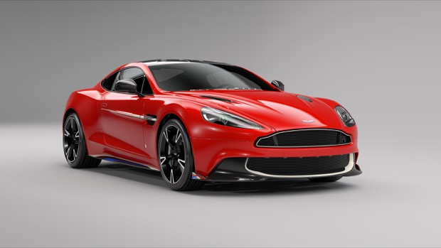Q by Aston Martin - Vanquish S Red Arrows Edition