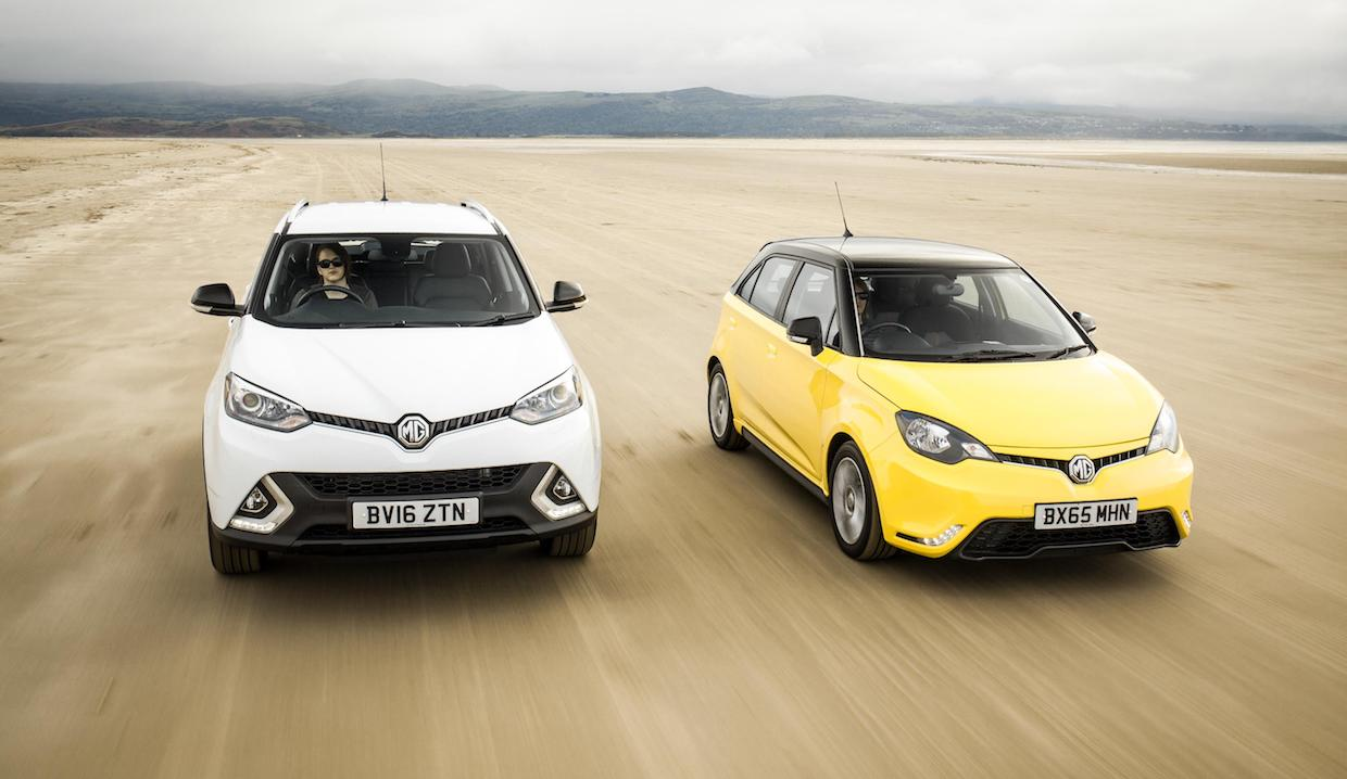Records tumble as MG Motor continues success
