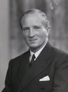 Sir John Black - courtesy of the National Portrait Galery
