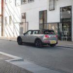 The new MINI Black Pack Clubman- rear