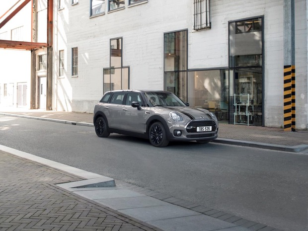 The new MINI Black Pack Clubman