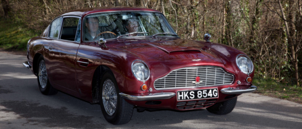 VotW - Simply Aston Martin at Beaulieu