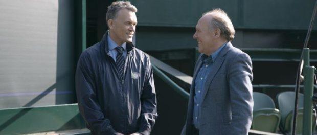 Ian Callum and Neil Stubley