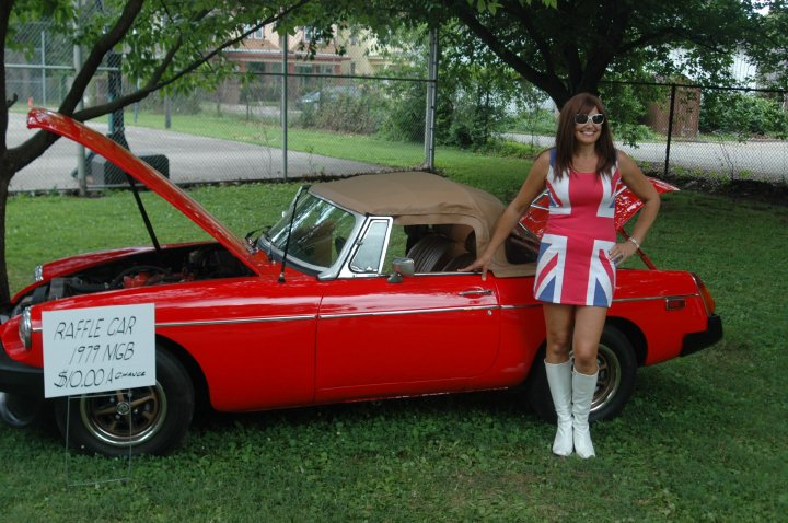 33rd Annual Louisville, KY British Bash