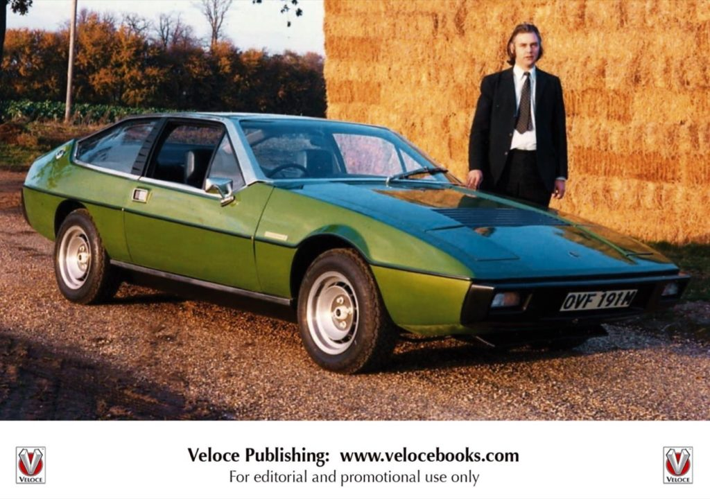 A Life in Car Design Jaguar Lotus TVR by Oliver Winterbottom 3
