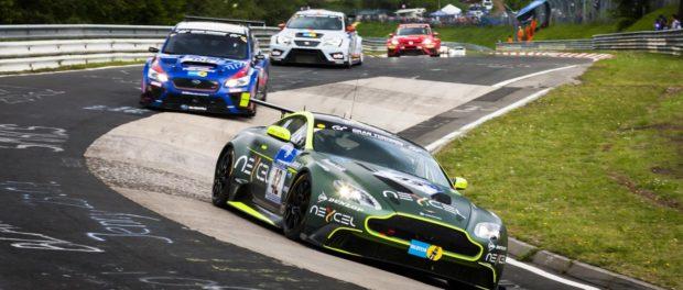 Aston Martin Vantage GT8 - Nürburgring 24-hours 2016