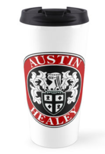 Austin-Healey Travel Mug