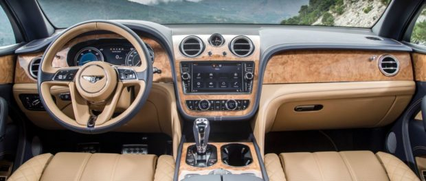 Bentley Bentayga Diesel Wins Autocar Awards 2