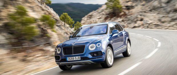 Bentley Bentayga Diesel Wins Autocar Awards