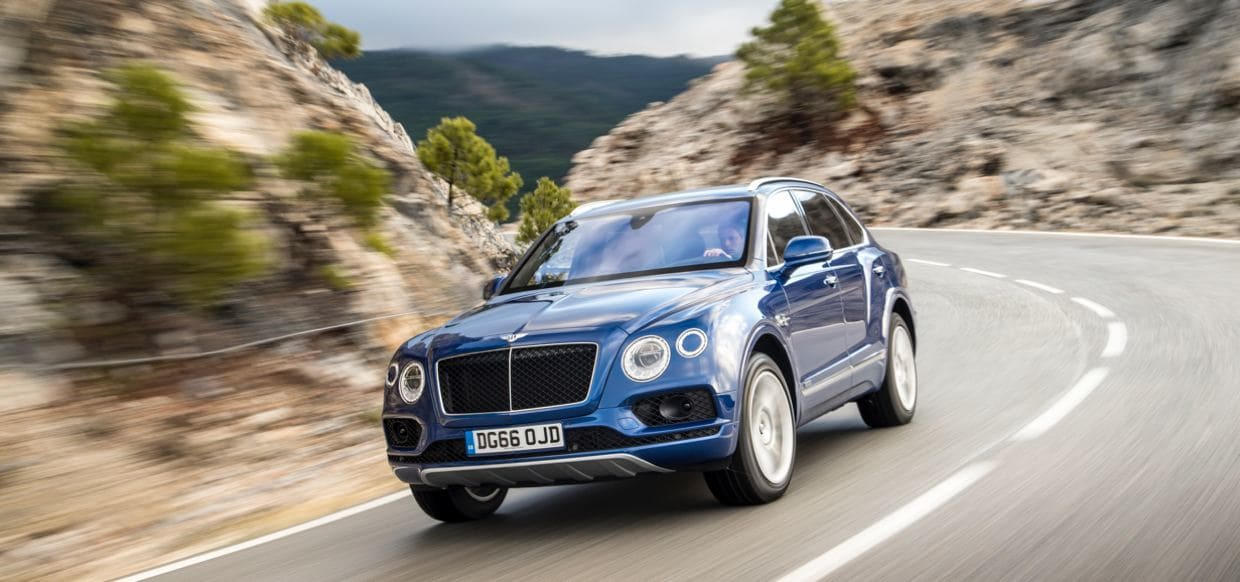 Bentley Bentayga Diesel Wins Autocar Awards