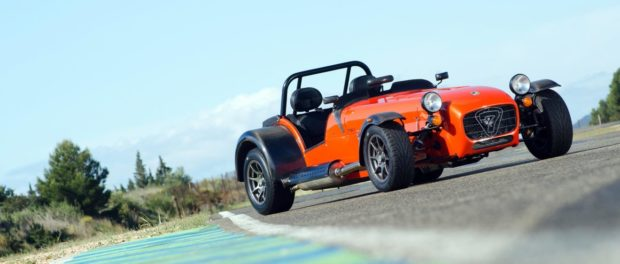 Caterham Expands its Global Presence in Latin America