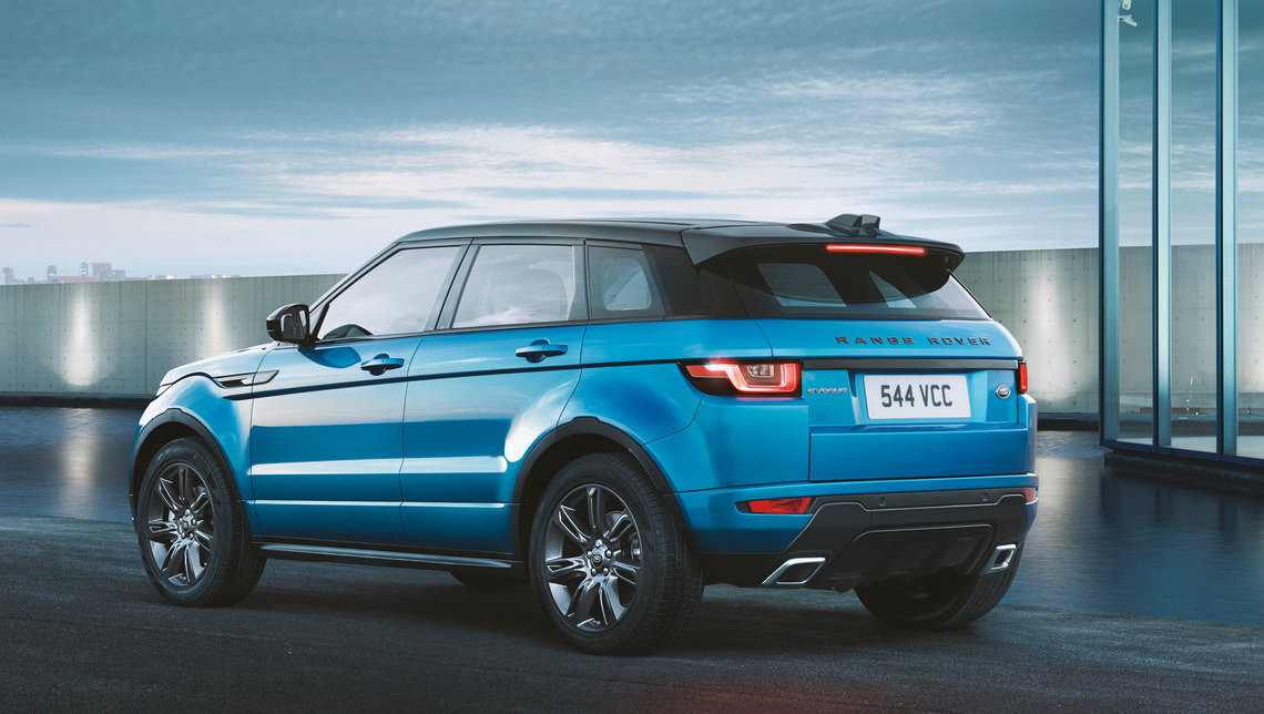 Evoque Landmark Edition Announced by Range Rover 1