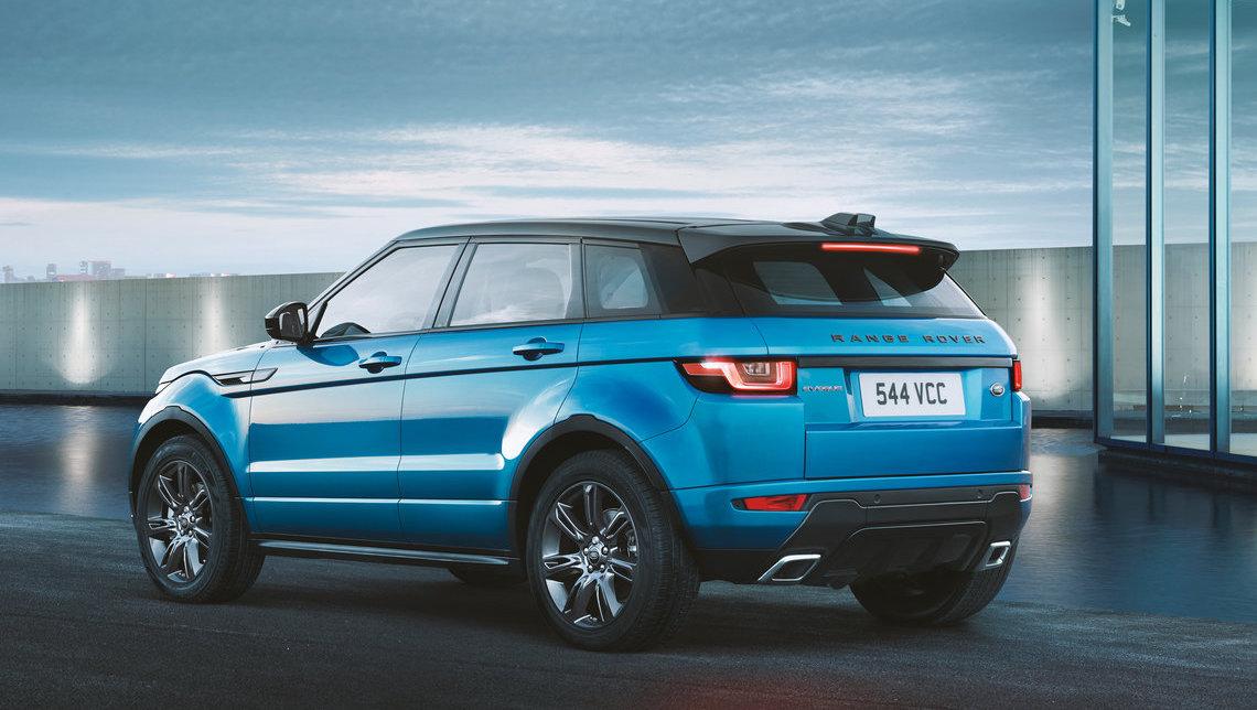 Evoque Landmark Edition Announced by Range Rover 1