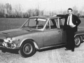 Giovanni Michelotti - Automotive Designer and Hall of Fame Inductee