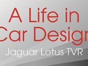 Header - A Life in Car Design - Jaguar, Lotus, TVR by Oliver Winterbottom 1