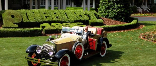 Howard Hughes Rolls-Royce Silver Ghost Wins Pinehurst Concours