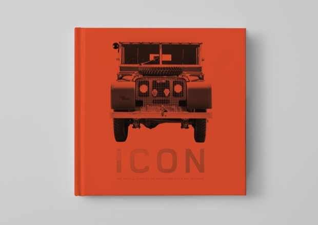 Icon - The Official Story of the Series Land Rover and Defender 1