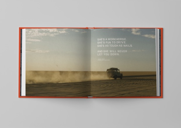Icon - The Official Story of the Series Land Rover and Defender 3