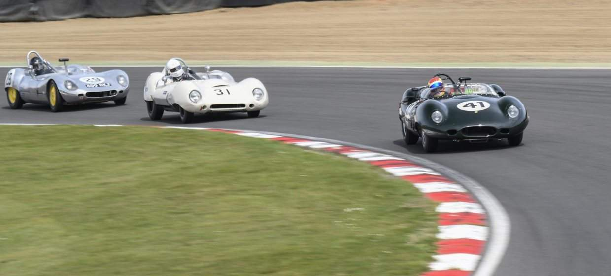 JD Classic's Costin Lister at Masters Historic May 17 (7 of 18)